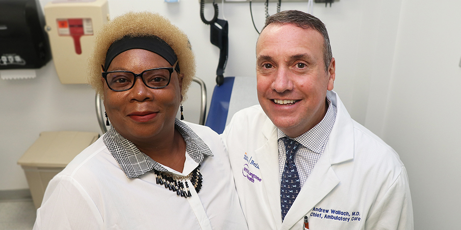 Expanded Adult Primary Care Clinic Opens, Improving Access to Care