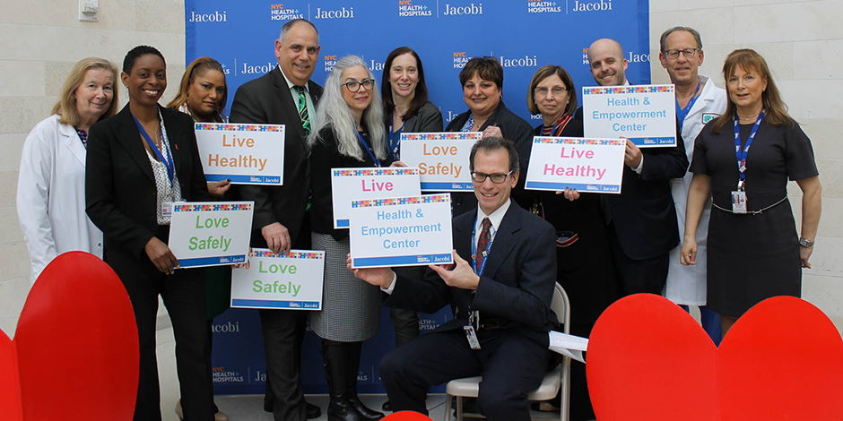 Expanding Access to HIV/AIDS Services | NYC Health + Hospitals/Jacobi