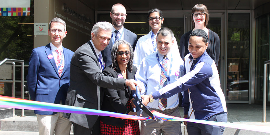 Two New Pride Health Centers Open For Lgbtq Patients Nyc Health