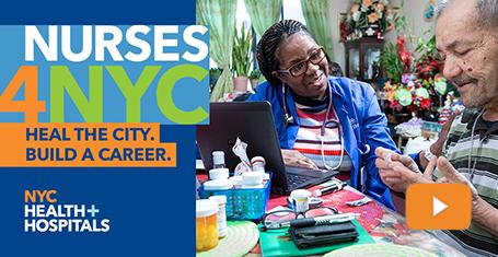 NURSES4NYC | NYC Health + Hospitals