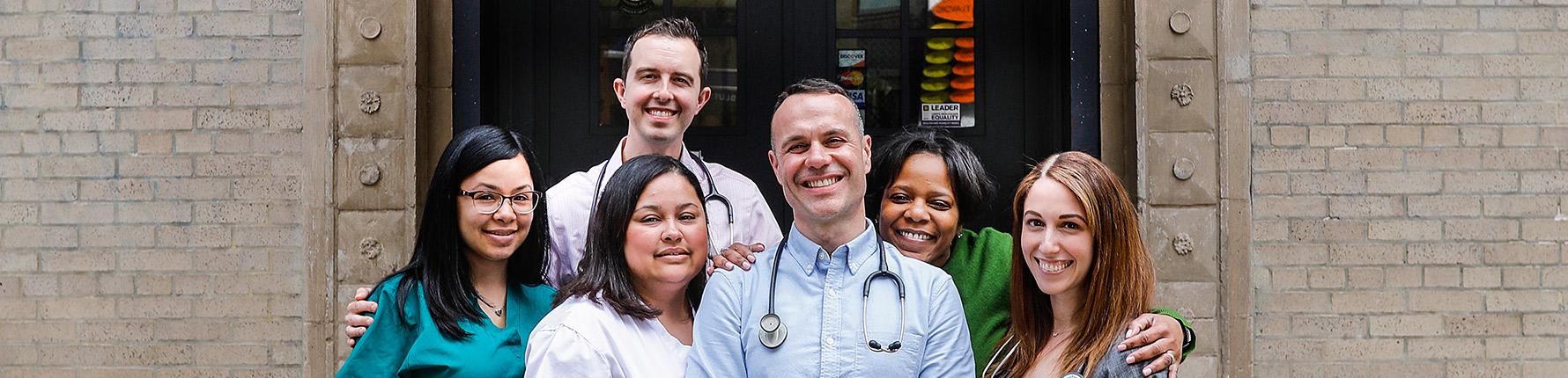 The Pride Health Center at NYC Health + Hospitals/Gotham Health, Judson
