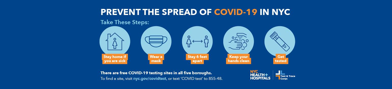 Fight COVID NYC!
